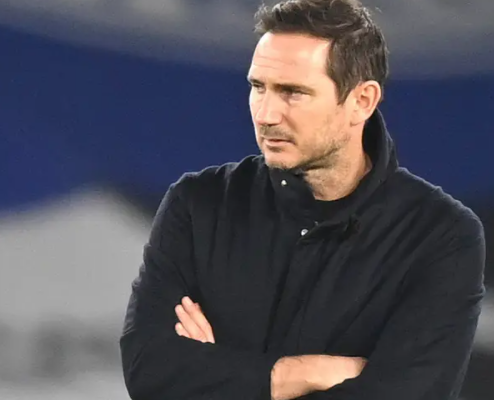 Lampard speculates whether Man Utd and Liverpool have a chance to win the league title?