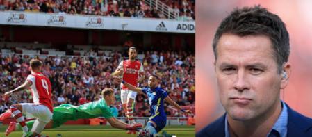 Owen Prediction Arsenal Vs Chelsea
