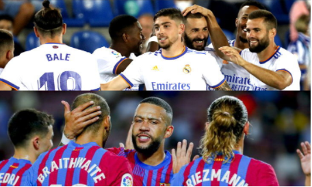Real Madrid and Barcelona to reclaim greatness