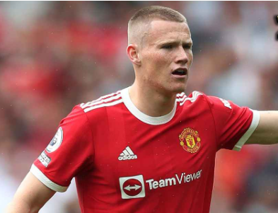 Manchester United have adjusted three positions
